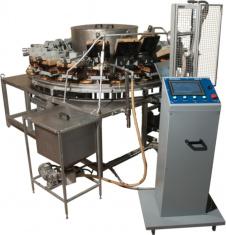 СтанГрадъ: Автоматизированный комплекс для выпечки сердечек и вафель ПАК-2